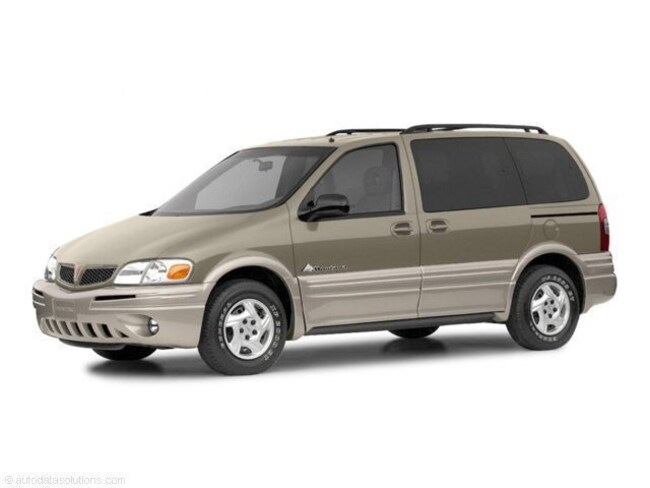 2003 Pontiac Montana M16 Passenger Van