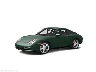 2003 Porsche 911 2dr Carrera Cpe 6-Spd Manual