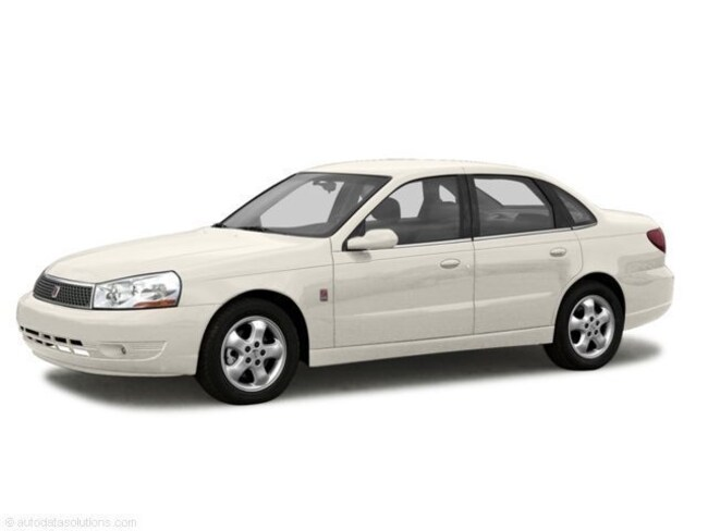 Used 2003 Saturn L200 Base Sedan for sale in Ogden, UT at Young Subaru