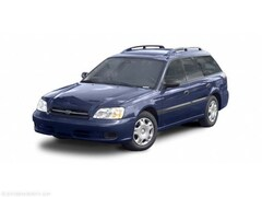 2003 Subaru Legacy 5dr L Auto Station Wagon
