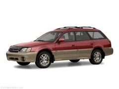 2003 Subaru Outback Outback Wagon