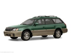 2003 Subaru Legacy Wagon Outback Station Wagon