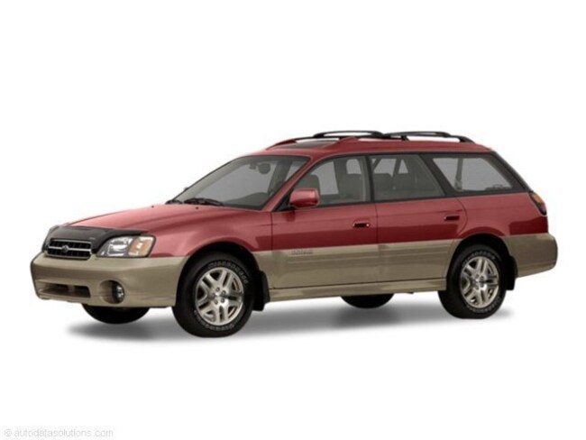 2003 Subaru Outback 2.5 Wagon