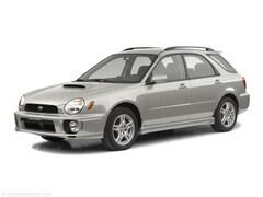 2003 Subaru Impreza WRX Wagon