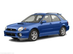 Used 2003 Subaru Impreza WRX Wagon for sale in Longmont, CO