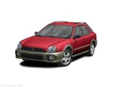 Bargain 2003 Subaru Impreza Outback Sport Outback Station Wagon JF1GG68523H806933 in Carrollton, OH