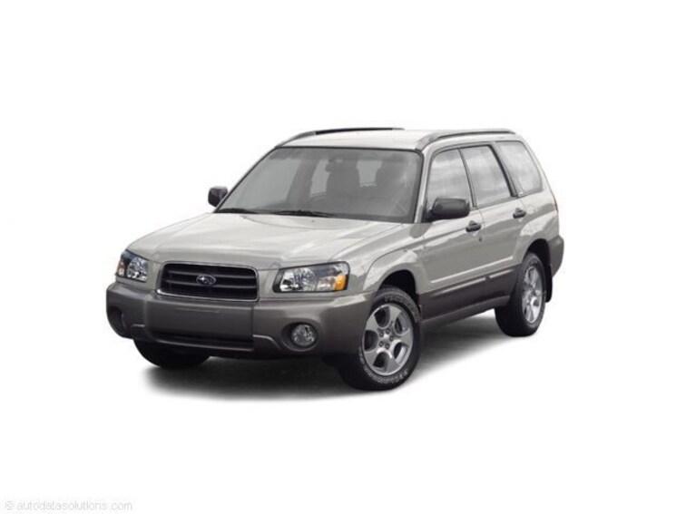 2003 Subaru Forester X SUV