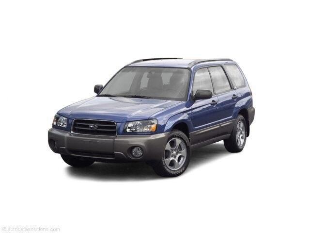 Used 2003 Subaru Forester XS SUV for sale near Hicksville