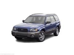 2003 Subaru Forester XS AWD XS  Wagon