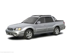 Pre-Owned 2003 Subaru Baja Base Truck for sale in Lincoln, NE