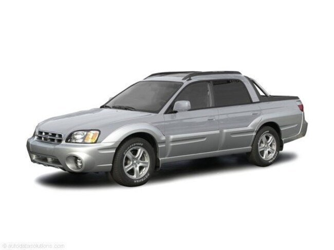 Used 2003 Subaru Baja Sport Truck Crew Cab for sale in Memphis, TN at Jim Keras Subaru