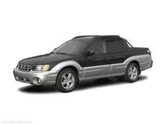 2003 Subaru Baja 4dr Sport Auto Sport Utility
