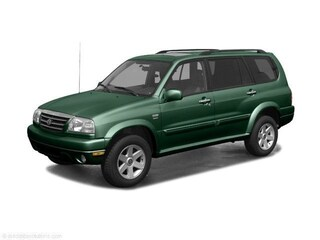 2003 Suzuki XL-7 Limited Wagon; Hard Top