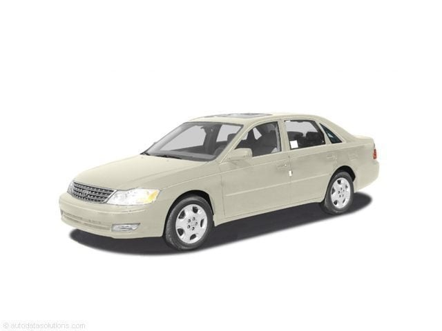 2003 Toyota Avalon XLS Sedan