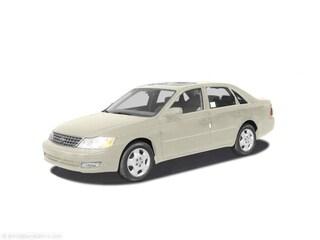 2003 Toyota Avalon XLS w/Bucket Seats Sedan in Austin, TX