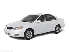Bargain Used Cars  2003 Toyota Camry Sedan For Sale in Pekin IL