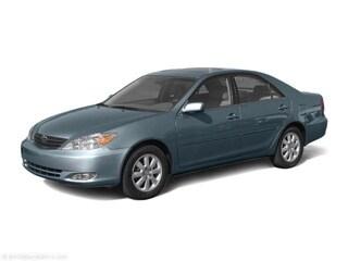 2003 Toyota Camry LE Sedan