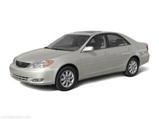 2003 Toyota Camry 4dr Sdn XLE Auto Car
