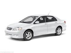 2003 Toyota Corolla 4DR SDN CE Auto CE  Sedan