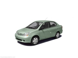 2003 Toyota Echo Base Sedan