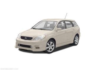 Bargain Used 2003 Toyota Matrix Standard Hatchback 2T1KR32E63C148852 for sale near you in Spokane, WA