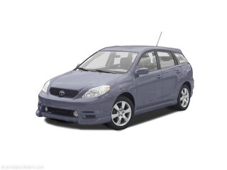 2003 Toyota Matrix Base Hatchback