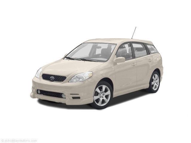 2003 Toyota Matrix Base Hatchback