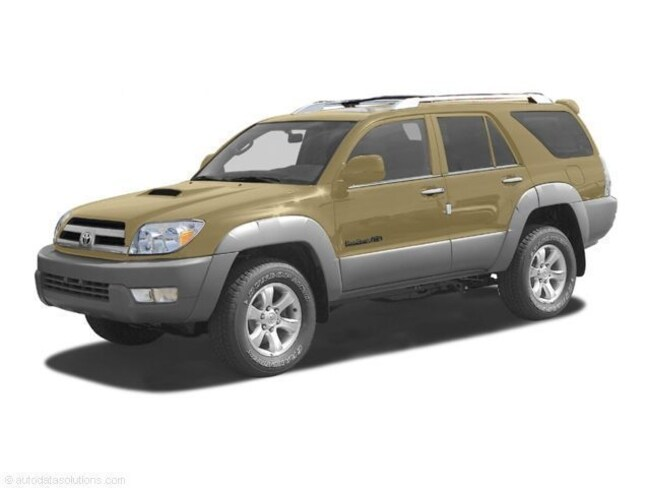 2003 Toyota 4Runner SUV for sale in Sanford, NC at US 1 Chrysler Dodge Jeep