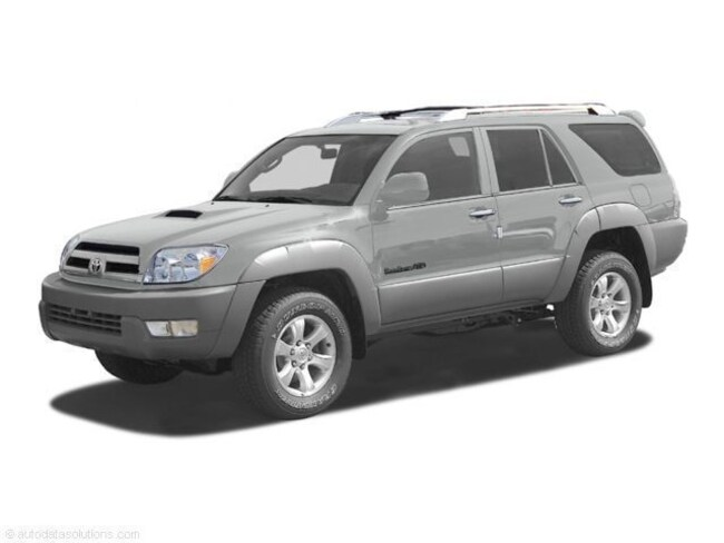 Used 2003 Toyota 4runner For Sale At Team Auto Stores Vin