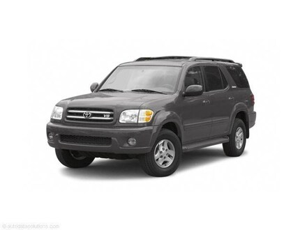 2003 Toyota Sequoia Limited Limited