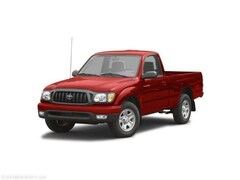 Used 2003 Toyota Tacoma Base Truck Regular Cab for sale in Kokomo, IN