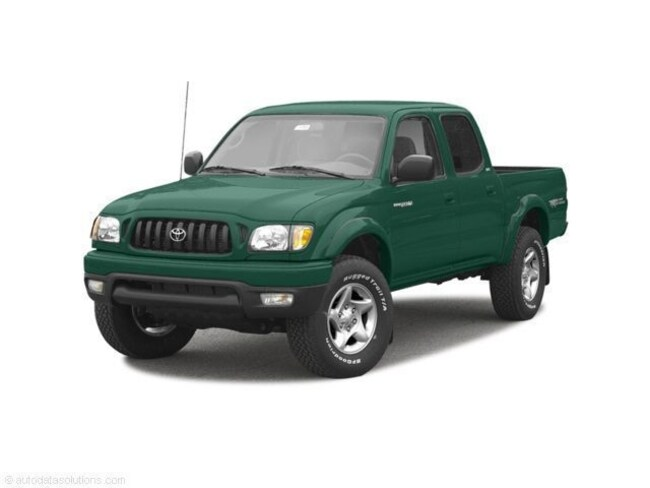 Used 2003 Toyota Tacoma Base Truck Greenfield