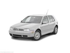 2003 Volkswagen Golf GLS TDI Hatchback