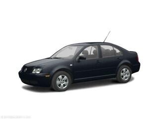 2003 Volkswagen Jetta Sedan GL