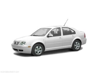 2003 Volkswagen Jetta 4dr Sdn GL Manual Car