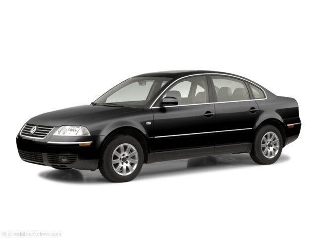 Used 2003 Volkswagen Passat GLS Sedan for sale in Winchester, VA at Don Beyer Volvo