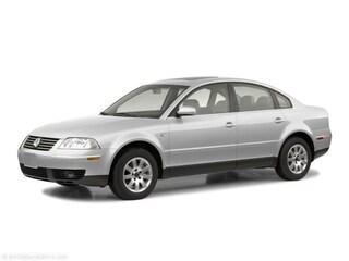 2003 Volkswagen Passat GLX Sedan