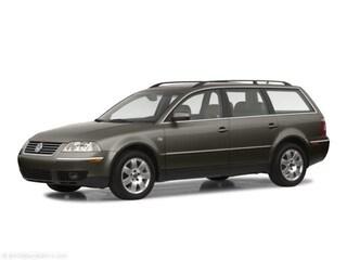 2003 Volkswagen Passat GLX Wagon