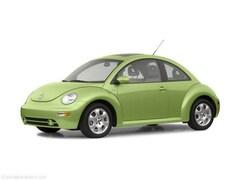 2003 Volkswagen Beetle GLX Hatchback