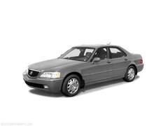 2004 Acura RL 3.5 w/Nav System Sedan