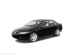 2004 Acura TSX Base Sedan Used Car for sale in Danbury, CT