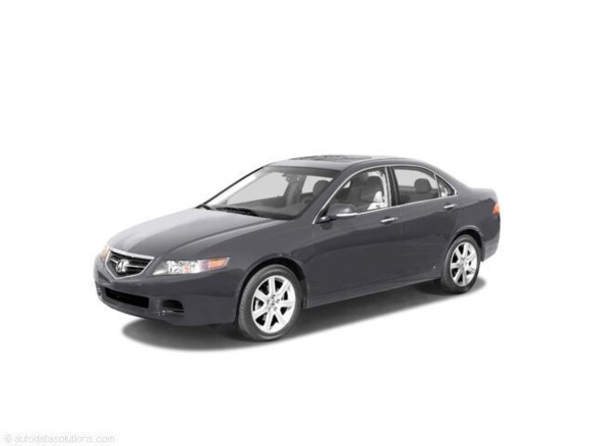 Used 2004 Acura TSX 4DR SDN AT Sedan for sale near Jersey City