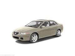 2004 Acura TSX 4dr Sport Sdn Auto Sedan