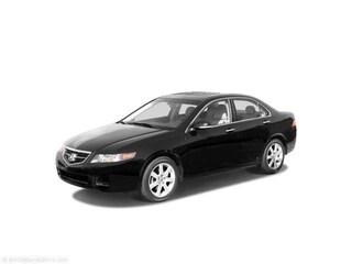 2004 Acura TSX w/Navigation Sedan