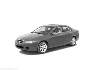 2004 Acura TSX Base w/Navigation Sedan