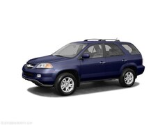 Used 2004 Acura MDX 3.5L w/Touring Package SUV for sale in Tulsa, OK