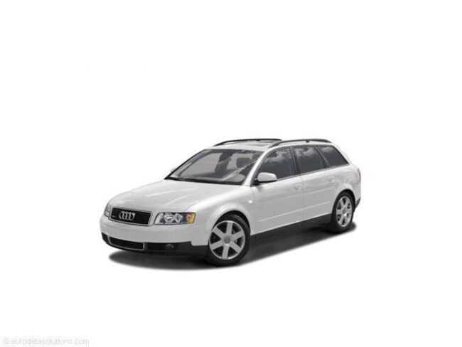 2004 Audi A4 1.8T Avant Wagon