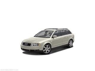 2004 Audi A4 3.0 Avant Wagon