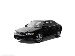 2004 Audi A4 1.8T Sedan