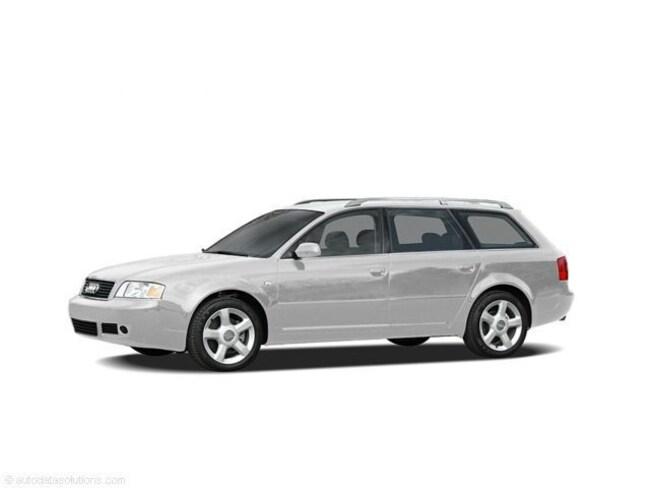 2004 Audi A6 Avant Wagon